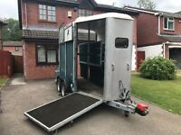 Ifor Williams 505 Horse Trailer - Excellent Condition