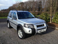 2005 Land Rover Freelander 2.5 V6 HSE Station Wagon 5dr