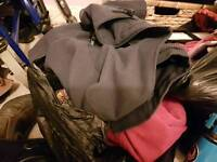 2 xBig bags of girl's clothes and boys toys
