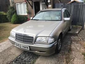 Cheap Car - Mercedes C200