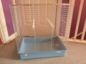 BIRD CAGE !!BRAND NEW!! SMALL CRACK