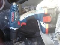 bosch 18v compact drill with case and charger $100!!