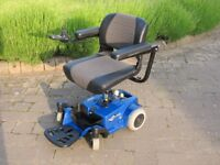 Mobility Electric Chair: Go-Chair (with new batteries)