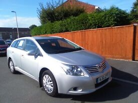 New MOT! Only 2 owners! Toyota Avensis 2010! Only 70k! Great condition!!