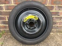 Space Saver Wheel Volvo V70