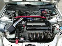 Tenzo R Induction kits Honda Civic Crx Integra Vtec Type R B16a B18c D16 eg6 ek9 dc2 for sale  Comber, County Down