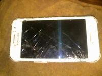 Samsung Galaxy J1 Ace Spares or repair