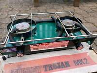 TILLEY TROJAN MK2 GAS STOVE