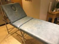Darley portable massage couch
