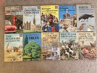 Selection of Ladybird Books, c1960s