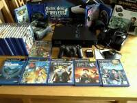 Ps2 Bundle Controllers /leads Etc