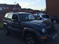 Cheap Strong sport jeep for sell with MOT TILL AUGUST 2017