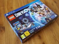 Lego Dimensions Starter Pack PS4 New Sealed 71172 Batman Gandalf Portal Game