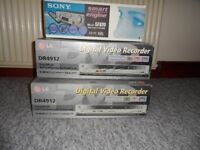 DVD players and Video Cassette Recorder