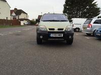 Renault Scenic RX4 2.0 16v Privilege 5dr £995 2001 (51 reg), Hatchback- NEW CLUTCH