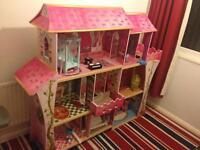 KidKraft dolls house