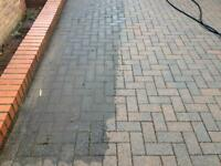 Driveway cleaning, Patio cleaning, Jet washing, Pressure washing, Block paving cleaning & sealing