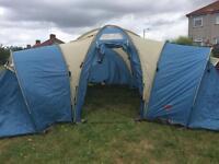 Ridgewalker 9 man dome tent