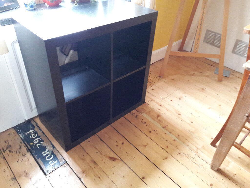 IKEA cube shelving unit