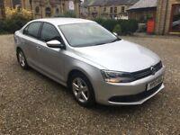 2013 (13 reg), Volkswagen Jetta 1.6 TDI BlueMotion Tech SE 4dr Saloon, £5,395