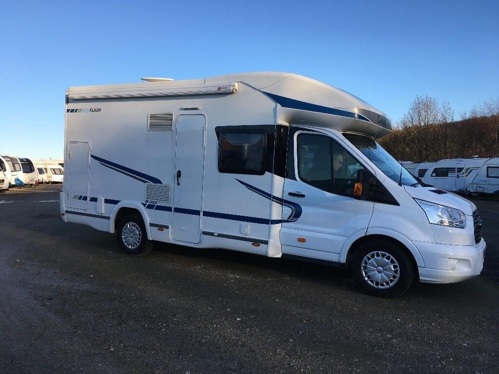 2015 Chausson Flash 616 Bunk Bed motorhome for sale