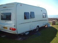 Swift Challenger 490SE 5 Berth 2007 touring caravan