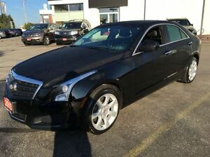 2013 Cadillac ATS 2.0L Turbo AWD | NO ACCIDENTS | LEATHER Kitchener / Waterloo Kitchener Area image 10
