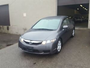 2010 Honda Civic Sport With Sunroof Accident free