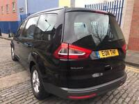 2011 FORD GALAXY ZETEC 2.0 TDCI AUTO PCO REGISTERED 7 SEATER ONLY £4996