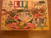 The Simpsons Game of Life