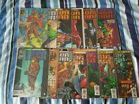 Iron Man Comics 1996-1998 Complete - mint