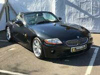 BMW Z4 3.0I Auto Roadster *£4080 Extras* Heated Leather, Park Sensors, Cruise Control, Warranty