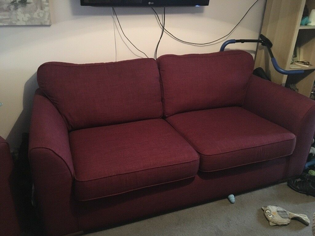 3 Seater Sofa & Armchair very good condition