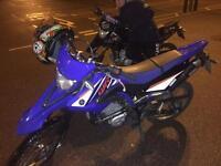 2010 Yamaha wr125r