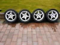 enkei oringal Mazda alloys