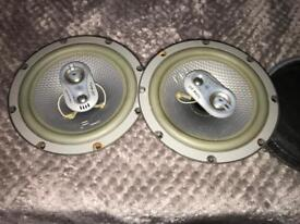 Fli 6.5 inch speakers