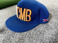 Blue YMCMB SnapBack