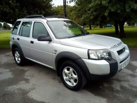 Land Rover Freelander 2.0 TD4 Diesel Automatic 59400 miles Lots of Service History