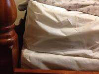 Sold*** Queen mattress and box spring