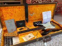 Fender Custom Shop Paul Waller Masterbuilt 1961 Reissue Stratocaster