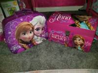 2 FROZEN STORAGE BOXES