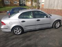 Saab 9-3 1.8T, 56 plate for sale. 150BHP, very good condition for £800