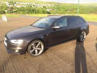 Audi A4 Avant Black Edition S-line 2L TDI