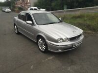 ** 2003 JAGUAR X TYPE **