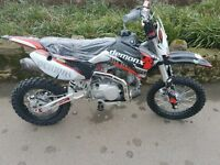 Demonx dxr2 125cc pit bike (BRAND NEW)