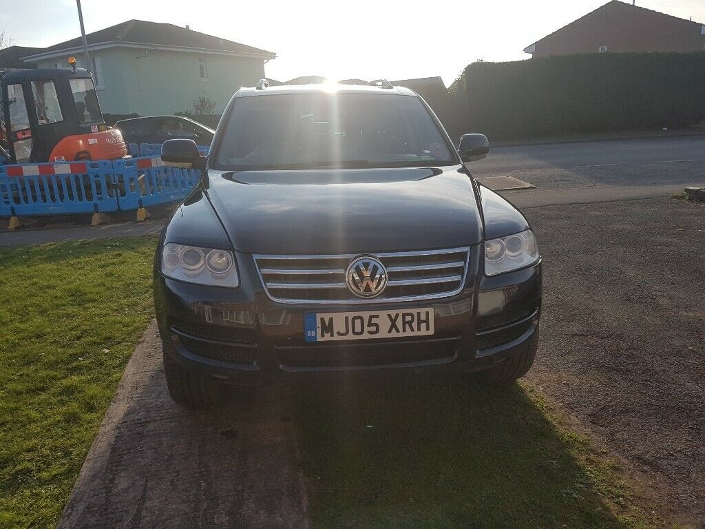 Vw touareg 2 5tdi 2005 | in Hereford, Herefordshire | Gumtree