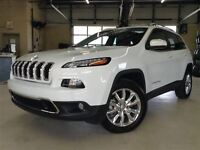 2014 Jeep Cherokee LIMITED.TOIT PANORAMIQUE.SIÈGES CHAUFFANTS.GP