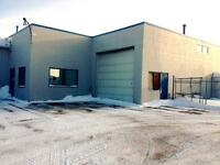 56 AVENUE - 11,820 SQ FT. - INDUSTRIAL BAY AVAILABLE