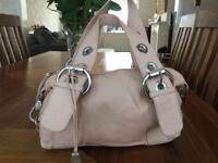 Genuine 'Tula' Leather Handbag