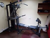 Multi Gym - Maxxus Fitness System
